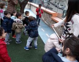 Παιχνίδια στην αυλή του σχολείου